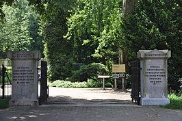 Van der Velde natuursteen Algemene begraafplaats Soesterberg